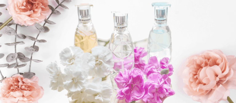 DIY homemade makeup setting spray