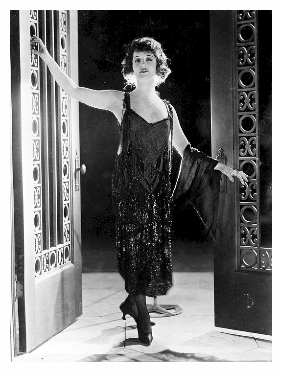 Betty Compson flapper