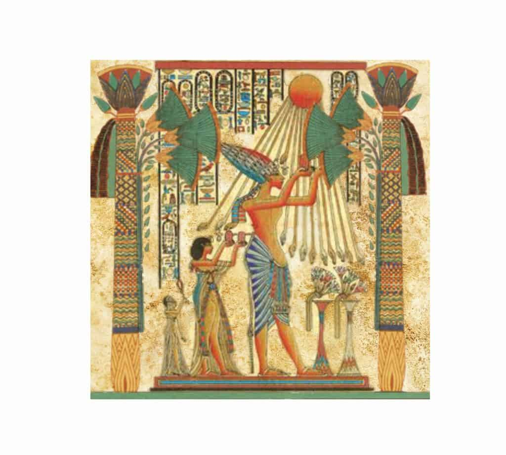 beauty in ancient egypt