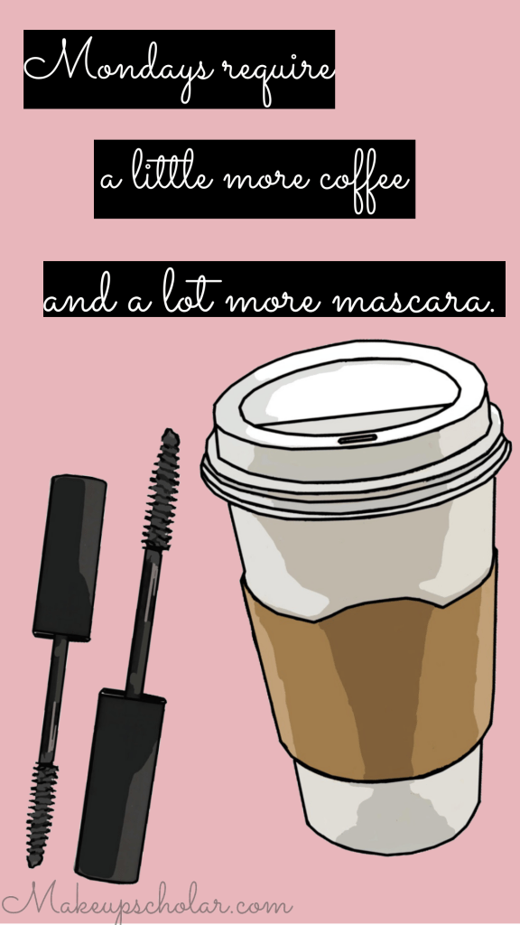 funny makeup quote